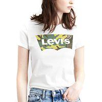 Women's Levi's® Camo Logo Tee