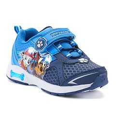 68fcbd08ef4d Paw Patrol Chase   Marshall Toddler Boy s Light Up Shoes