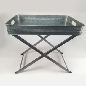 Oasis Folding Tray Stand