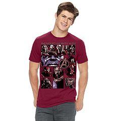 Men's Avengers Infinity Wars Tee