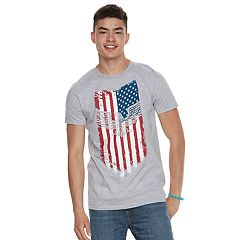 Men's Phoenix Rising Flag Tee