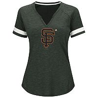 Plus Size Majestic San Francisco Giants Game Stopper Tee