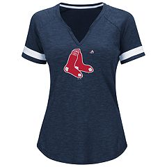 Plus Size Majestic Boston Red Sox Game Stopper Tee