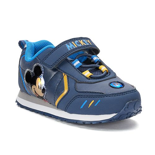 31f900c42abe Disney s Mickey Mouse Toddler Boys  Sneakers