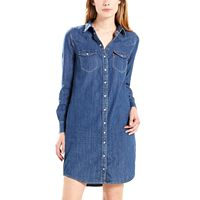 Women's Levi's® Western Jean Shirtdress