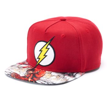 Boys 4-20 The Flash Cap