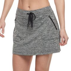 Petite Tek Gear® Zipper Pocket Skort