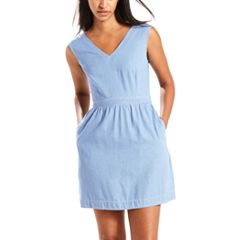 Women's Levi's® Joelle Fit & Flare Jean Dress