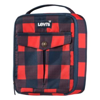Levi's Patch Pocket Lunch Tote