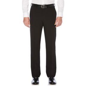 Men's Savane Active Flex 4-Way Stretch Flat Front Dress Pant