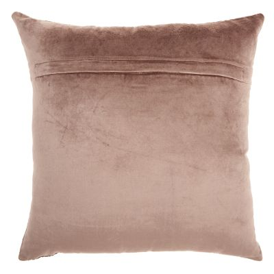 Inspire Me! Home Decor Distressed Metallic Throw Pillow