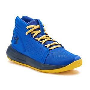 info for 4186c 2b7f5 Under Armour Lockdown Grade School Boys  Basketball Shoes