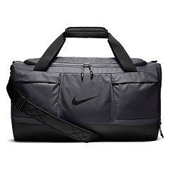 5a5f97b2aa Nike Vapor Power Medium Duffel Bag. Black Gray