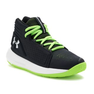 Under Armour Torch Mid Preschool Boys' Basketball Shoes