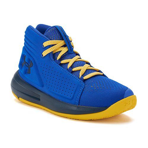 Under Armour Torch Mid Preschool Boys' Basketball Shoes
