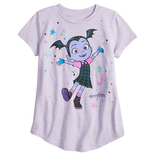 Disney Girls Vampirina T-Shirt