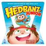 HedBanz Jr. Family Board Game by Spin Master Games