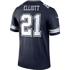 Men's Nike Dallas Cowboys Ezekiel Elliott Legend Tee