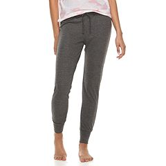 Juniors' SO® Pajama Jogger Pants