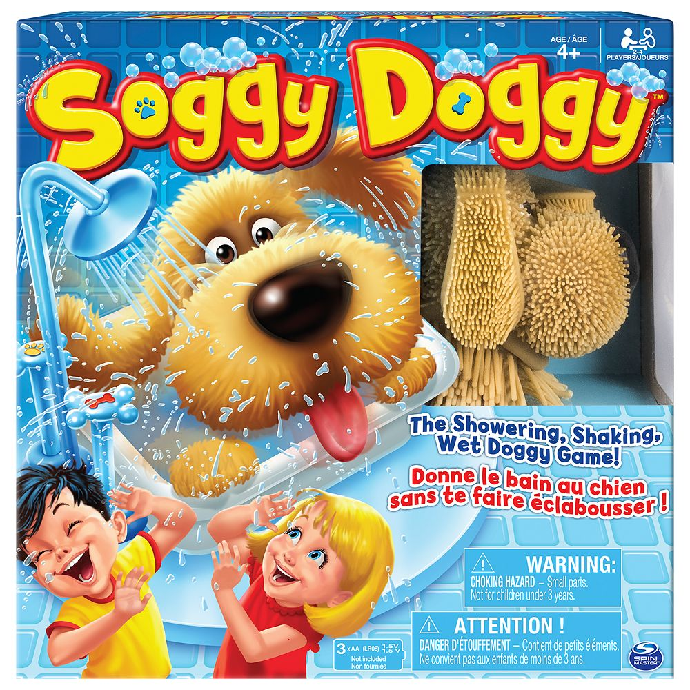 Soggy Doggy Board Game by Spin Master Games