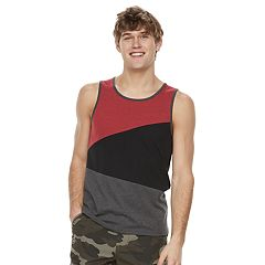 Men's Urban Pipeline™ Colorblock Tank