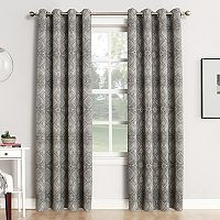 Sun Zero Neema Theater Grade Extreme Blackout Window Curtain