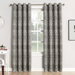 Sun Zero Extreme Neema Theater Grade Blackout Window Curtain