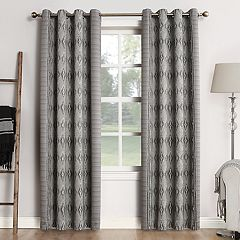 Sun Zero Extreme Tahoe Theater Grade Blackout Window Curtain