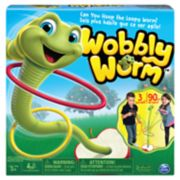 Wobbly Worm Game by Spin Master Games