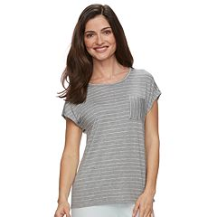 Women's SONOMA Goods for Life™ Striped Dolman Tee
