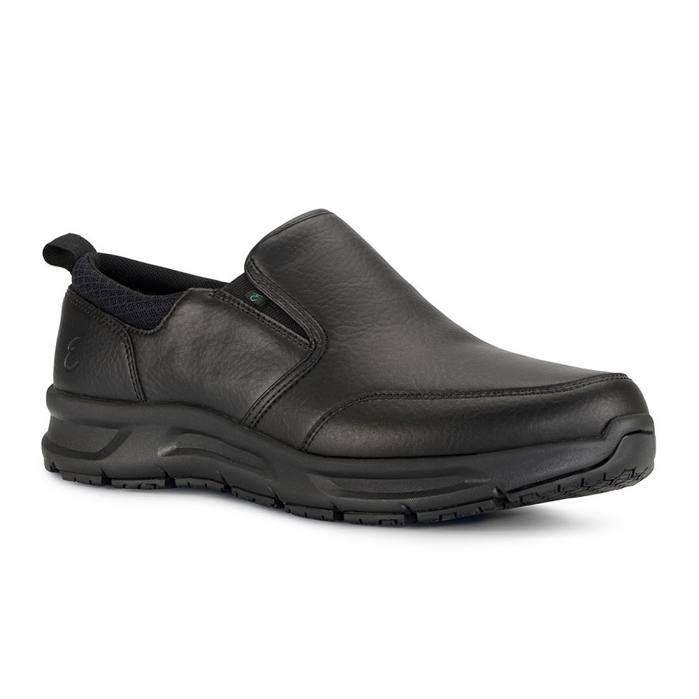Emeril Quarter Slip Men's Water-Resistant Slip-On Work Shoes