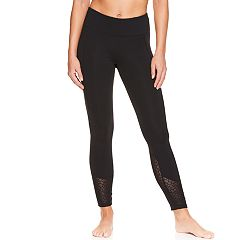 Women's Gaiam Lacie Midrise Yoga Leggings