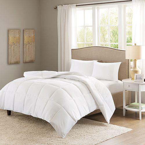 Sleep Philosophy Copper Infused Microfiber Down Alternative Comforter