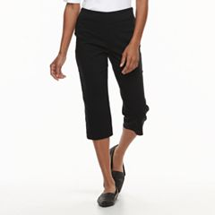 Women's Dana Buchman Millennium 21-in. Pull-On Capris