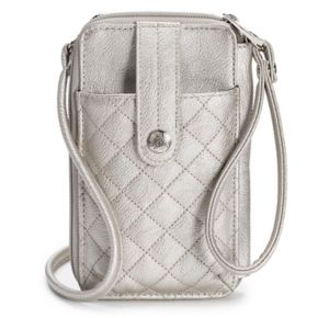 Apt. 9® Jacqui Quilted Crossbody Wallet