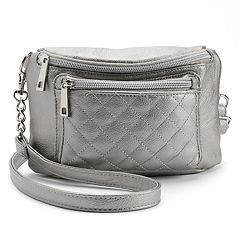 Apt. 9® Connie Quilted Convertible Crossbody Bag