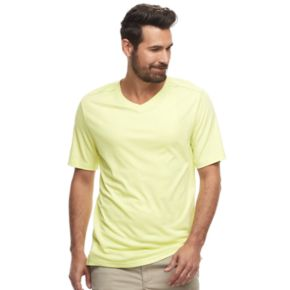 Men's Caribbean Joe St. Maarten Sport V-Neck Tee