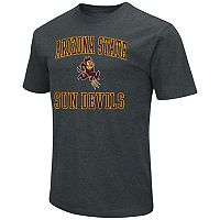 Men's Campus Heritage Arizona State Sun Devils Charcoal Tee