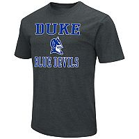 Men's Campus Heritage Duke Blue Devils Charcoal Tee