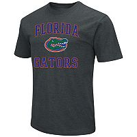 Men's Campus Heritage Florida Gators Charcoal Tee