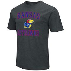 Men's Kansas Jayhawks Go Team Tee