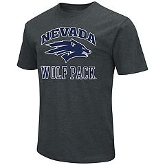 Men's Campus Heritage Nevada Wolf Pack Charcoal Tee