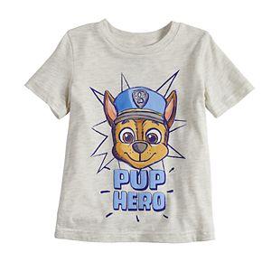 "Toddler Boy Jumping Beans® Paw Patrol Chase ""Pup Hero"" Graphic Tee"