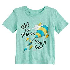 Toddler Boy Jumping Beans® Dr. Seuss 'Oh! The Places You'll Go' Graphic Tee