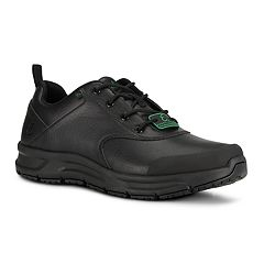 Emeril Basin Men's Water-Resistant Athletic Oxford Work Shoe