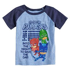 b2c0b56d Toddler Boy Jumping Beans® PJ Masks Raglan Graphic Tee