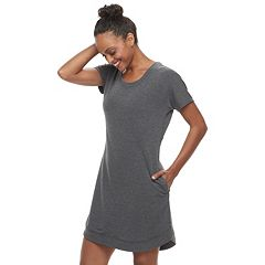Women's Tek Gear® Terry Short Sleeve Dress