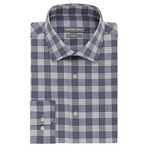 3a68bce3fb8 Men s Geoffrey Beene Slim-Fit Stretch Flex Spread-Collar Dress Shirt