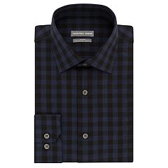 Men's Geoffrey Beene Slim-Fit Stretch Flex Spread-Collar Dress Shirt