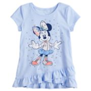 Disney's Minnie Mouse Girls 4-7 Dot Tee by Jumping Beans®